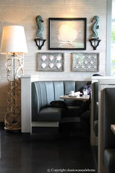 classic • casual • home: My Friends Cool New Coastal Restaurant