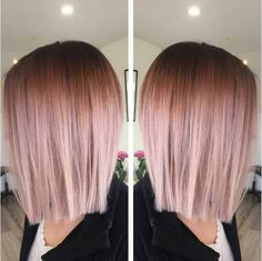 It's All About Gorgeous Rose Gold Hair! See 10 Ways To Carry The Colour 2