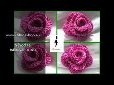 Ako uháčkovať ozdou na kabelku? - Ľahké háčkovanie so značkou 👜 EModaShop.eu Crochet Earrings, Tutorials, Blog, Youtube, Blogging, Youtubers, Youtube Movies, Wizards