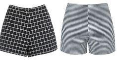 Um short de corte mais elegante que, dependendo da blusa e do calçado, fica mais sofisticado. Segue esquema de modelagem do 36 ao 56.
