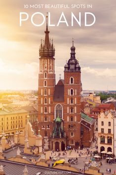 Poland's 10 Most Beautiful Spots You Need To Visit