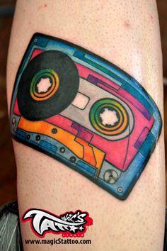 tape tattoo