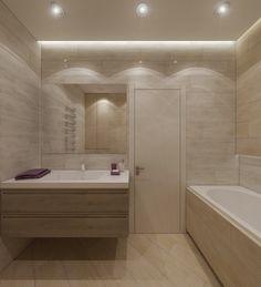 ванная комната, санузел, дизайн ванной комнаты, ванная в современном стиле