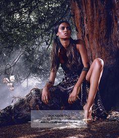 Fashion theme - Pocahontas