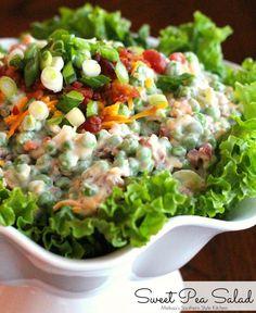 ... Salads on Pinterest | Jello salads, Creamy fruit salads and Jello