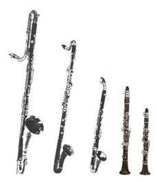 """the history and evolution of the clarinet Evolution of the instrument: trumpet the trumpet's history here are a few trumpeters whose names may be relevant to a discussion on the """"evolution."""