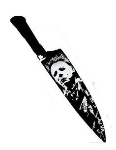 michael_myers_knife_stencil_by_coffeeandshades-d495qdw.jpg (786×1017)