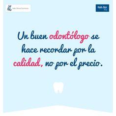 #odontología #frase #KaVoMx #odontólogo