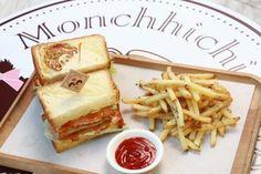 Monchhichi Pop-up Café Pop Up Cafe, Cheese, Food, Meals, Yemek, Eten