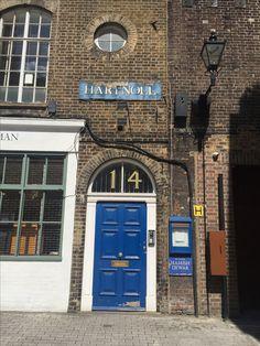 Sign O' The Times, Garage Doors, London, Outdoor Decor, Home Decor, Decoration Home, Room Decor, Home Interior Design, Carriage Doors
