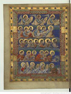Sacramentarium [Sacramentaire de Charles le Chauve (?), frg.].