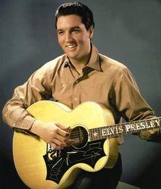 Elvis Presley wild i