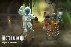 Doctor Who: Legacy iOS/Android Game Out Now<----- BEST GAME EVER!!!!!!!!!!