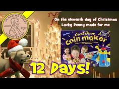 Lucky Penny 12 Days of Christmas - Intro Video - YouTube