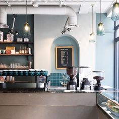 Workshop Coffee Fitzrovia London