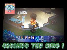 Jogando The Sims 1 (Só pra lembrar)
