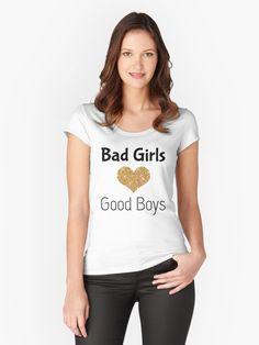 Bad Girls (love) Good Boys by kenique