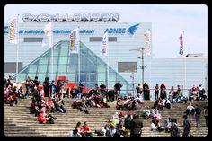 ExCel Exhibition Centre - London MCM Comic-Con May 2016