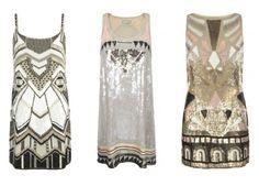 All Saints Pipali Dress. A little deco- a little tribal a whole ...