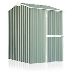 EasySHED Gable Roof 1.50m x 1.50m Single Door Colour Shed | Cheap Sheds