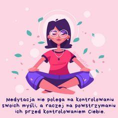 Jak radzić sobie z długotrwałym stresem? Comfort Quotes, Bujo, Self Love, Positive Quotes, Mental Health, Meditation, Mindfulness, Positivity, Yoga