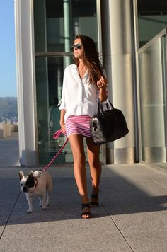 pink pencil skirt - Lovely Pepa by Alexandra