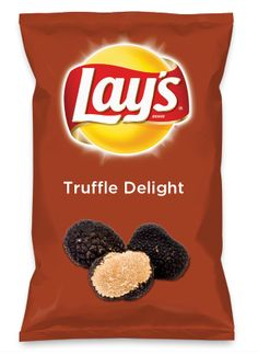 Wouldn't Truffle Delight be yummy as a chip? Lay's Do Us A Flavor is back, and the search is on for the yummiest flavor idea. Create a flavor, choose a chip and you could win $1 million! https://www.dousaflavor.com See Rules.