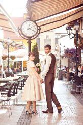 #Vintage #Wedding #Bride #Groom