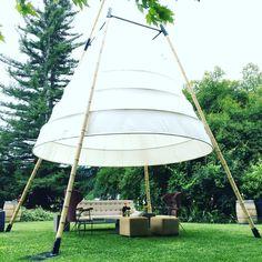 "98 Likes, 1 Comments - Blueprint Studios (@blueprintstudiosevents) on Instagram: ""Chill zone al fresco for tonight's guests."""