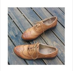 Ladies platform shoes women Genuine leather shoes Oxford shoes for women Brogues Leisure vintage women flats brand shoes-in Flats from Shoes on Aliexpress.com | Alibaba Group
