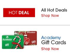 Academy Sports + Outdoors: Gift Card