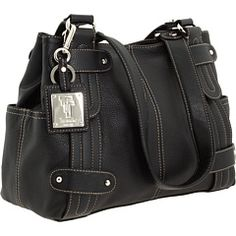 #Tignanello Perfect 10 Studded Shopper #Women Handbags