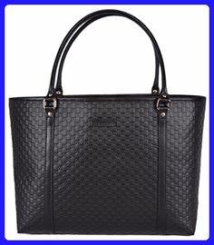 Gucci Women's Micro GG Guccissima Leather Joy Purse Tote (Black) - Totes (*Amazon Partner-Link)