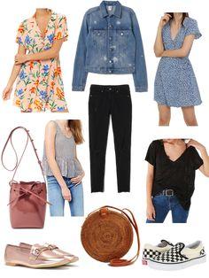 Ohhjuliana : Current Wardrobe Staples