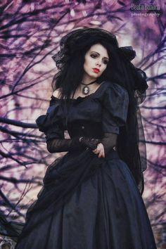Model: Mamiko Photo: Beata Banach Photography    Welcome to Gothic and Amazing |www.gothicandamazing.org
