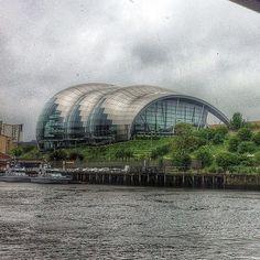 Gateshead @David Bennett on Instagram  http://instagram.com/davidbennett