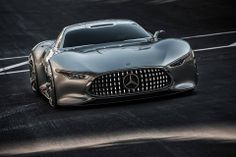 ♠ Mercedes-Benz AMG Vision Gran Turismo #Car #Automotive