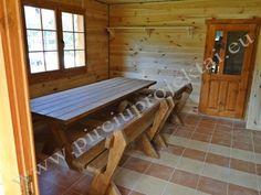 http://www.pirciuprojektai.eu/ Mediniai baldai pirtyje