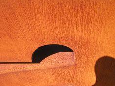 Detail, Rostspuren