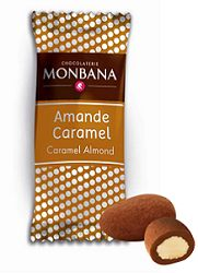 Caramel almond | Monbana Food Services