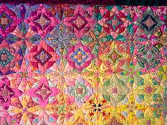 Quilts and Boxes: Qu