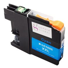 Sophia Global Compatible Ink Cartridge Replacement for LC105 XXL