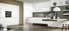 Cucina moderna / in laminato / laccata - WEGA - Arredo3 s.r.l.