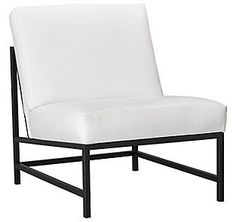 Drexel Upholstery - Select Leather Sling Chair