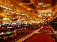 Encore At Wynn  Las Vegas: A part of the casino