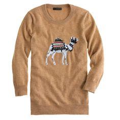 Copy Jessica Alba's Animal Sweater Look With 13 Adorable Picks