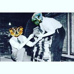 If you've ever wondered who looks after all those books in @leedslibraries ... Leeds Zine Exhibition at #Room700 in Central Library til April. #leeds #leedslife #leedsinspired #leedsart #pin #collage #owl #librarystacks #librarian