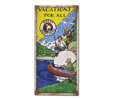 Vacations For All Sign