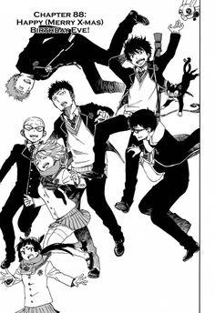 AO NO EXORCIST CHAPTER 88 #manga #mangafreak #aonoexorcist updated chapter at Mangafreak