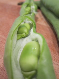 Fava Bean Risotto - easy recipe for your fresh spring produce!